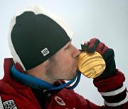 Le planchiste Jasey-Jay Anderson aux Jeux olympiques de... (Photo Bernard Brault, Archives La Presse) - image 2.0