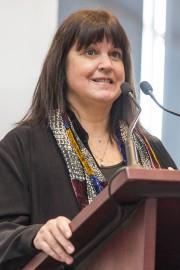 La présidente du SPPUS, Dominique Lorrain.... (Archives, La Tribune) - image 1.0