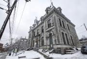 L'édifice de la rue Dufferin où loge la... (Spectre Média, Jessica Garneau) - image 1.0
