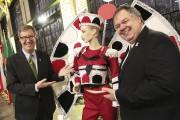 Le maire Jim Watson et le conseiller municipal... (Etienne Ranger, Le Droit) - image 4.0