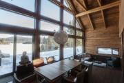 La vue du salon et de la salle... (Photo Olivier PontBriand, La Presse) - image 2.0