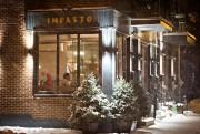 L'une des bonnes tables italiennes de Montréal, Impasto,... (Photo Olivier Jean, La Presse) - image 3.0