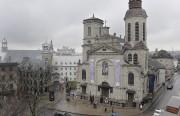 La basilique-cathédrale Notre-Dame... (Photothèque Le Soleil, Pascal Ratthé) - image 9.0