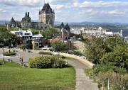 Le parc du Bastion-de-la-Reine... (Le Soleil, Patrice Laroche) - image 12.0