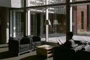 La bibliothèque Paul-Aimé-Paiement... (Fournie par les Prix d'excellence de l'Ordre des architectes) - image 15.0