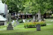 Le cimetière Saint-Matthew... (Photothèque Le Soleil, Patrice Laroche) - image 19.0