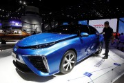 Toyota Mirai. Photo: Reuters... - image 5.0