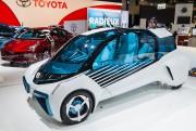 La Toyota FCV. Photo: Édouard Plante-Fréchette, La Presse... - image 7.0