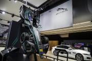 Cette Jaguar Formule E fait sensation au SIAM.... - image 1.0