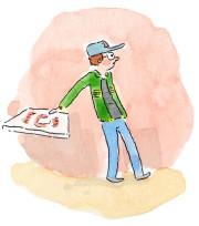Pascal Girard est le premier des 12 illustrateurs... (Illustration Pascal Girard) - image 3.0