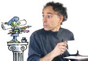 Depuis 1981, Jacques Goldstyn illustre les magazines et... (Courtoisie) - image 5.0