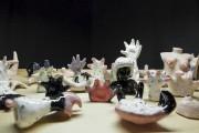 Pièces de céramique de l'exposition À peu près... (Marion Gotti) - image 5.0