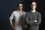 Simon Lavoie et Mathieu Denis... (PhotoÉDOUARD PLANTE-FRÉCHETTE,LA PRESSE) - image 3.0