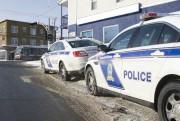 Des véhicules de la Sécurité publique de Trois-Rivières... (Sylvain Mayer, Le Nouvelliste) - image 1.0