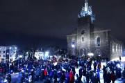 Le silence s'est imposé devant l'église Notre-Dame-de-Foy, tout... - image 2.1