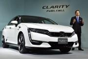 La Clarity Fuel Cell a été présentée par... - image 5.0