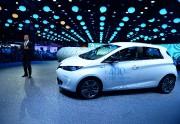 La Renault Zoe, présentée par le président de... - image 5.0