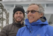 Alex LeBlanc et son père, André, sont les... (Le Soleil, Patrice Laroche) - image 3.0