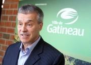 Gaston Cloutier, directeur général de l'aéroport de Gatineau... (Etienne Ranger, Le Droit) - image 3.0
