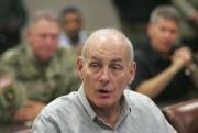 Le secrétaire américain à la Sécurité intérieure, John... (AP) - image 2.0