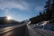 Les paysages légendaires du parc national Banff, le... (Photo Yannick Fleury, La Presse) - image 2.0