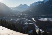 Banff est beaucoup plus tranquille durant l'hiver.... (Photo Yannick Fleury, La Presse) - image 3.0