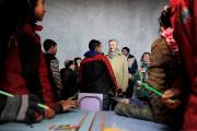 Le Haut Commissaire pour les réfugiés, Filippo Grandi,... (Photo Omar Sanadiki, REUTERS) - image 1.0