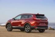 Honda CR-V 2017-banc d'essai Éric Lefrançois-30 janvier 2017-Photos... - image 1.0