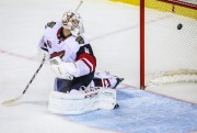 Mike Smith, des Coyotes de Phoenix, a clairement... (Photo Sergei Belski, archives USA TODAY Sports) - image 1.0