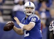 Andrew Luck (12) des Colts d'Indianapolis - photothèque... (Associated Press) - image 6.0