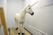 La licorne de Mathieu Valade.... (Photo Le Quotidien, Jeannot Lévesque) - image 2.0