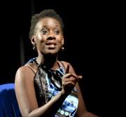 La comédienne Gisèle Kayembe... (Le Soleil, Jean-Marie Villeneuve) - image 6.0
