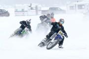 Le Roxtonais Karl Daigle (moto la plus à... (Julie Catudal, La Voix de l'Est) - image 2.0