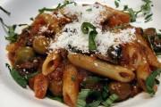 Pasta alla Norma chez Sicilia in Tavola... (Photo Renaud Loranger, collaboration spéciale) - image 4.0
