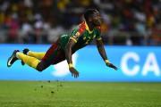Le défenseur de l'Impact Ambroise Oyongo a remportéla... (Photo AFP) - image 2.0