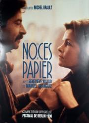 Les noces de papier (1990)... (Image fournie par la production) - image 4.0
