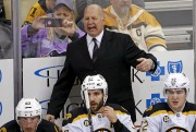 Claude Julien a été congédié par les Bruins... (Archives, Associated Press) - image 5.0
