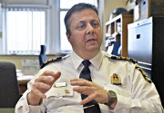 L'inspecteur-commandant du SPVQ aux enquêtes criminelles et services... (Le Soleil, Patrice Laroche) - image 3.0