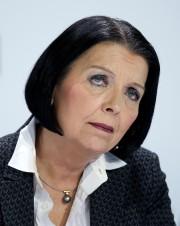 L'avocate Christine Hohmann-Dennhardt, responsable des affaires juridiques et... - image 4.0
