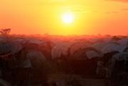 Complexe tentaculaire, Dadaab, situé près de la frontière... (REUTERS) - image 2.0