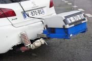 Le dispositif utilisé par Peugeot pour tester ses... - image 1.0