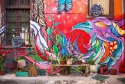 VOYAGE - L'art mural ˆ Valparaiso, au Chili.Photo... (Photo Denis Wong, collaboration spéŽciale) - image 1.0