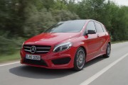La B250. Photo: Mercedes-Benz... - image 3.0