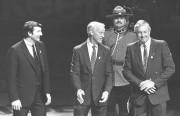 Les légendaires Vladislav Tretiak, Gordie Howe et Jean... (Archives Le Soleil) - image 2.0