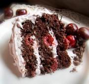 Le gâteau sublime chocolat et cerises, sans gluten,... - image 4.0