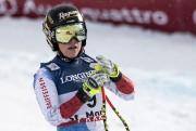 Lara Gut s'est blessée entre les deux manches... (AP, Peter Schneider) - image 3.0