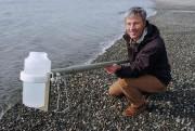 L'océanographe Jay Cullen... (Photo Diana Nethercott, fournie par Jay Cullen) - image 1.1