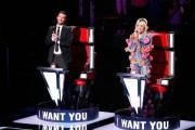 Adam Levin et Miley Cyrus ont été coachs... (Photo fournie par NBC) - image 1.0