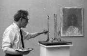 Alberto Giacometti lors de la 31e Biennale de... (photoPaolo Monti (Fondo Paolo Monti, BEIC), tirée de wikipédia) - image 1.0