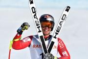 ErikGuay était tout sourire à l'issue de sa... (AFP, Dimitar Dilkoff) - image 1.1